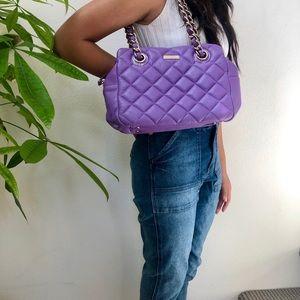 Kate Spade Purple Handbag